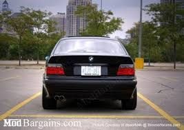 bmw e36 3 series smoked rear taillights bmw e36 3 series