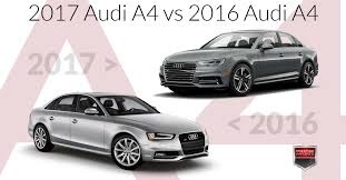 2009 audi a4 vs bmw 3 series 2017 audi a4 vs 2016 audi a4 an insider s perspective