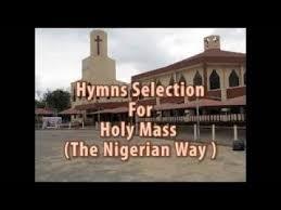 catholic hymns for mass