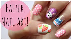 easter nail art missjenfabulous youtube