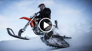 snow motocross bike ronnie renner insane snow biking in idaho backcountry u2013 speed society