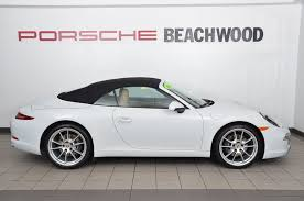 porsche 911 price used 2015 used porsche 911 2dr cabriolet at porsche of