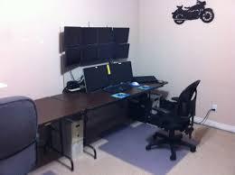 Dual Monitor Computer Desks Monitor Computer Desk Plans Free Tenuous44ukg