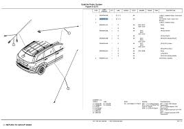 where the gps antenna is located in the 2011 dodge journey i