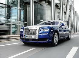 rolls royce truck rolls royce ghost series ii how to spend it
