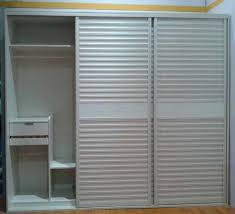 Plantation Louvered Sliding Closet Doors Louvered Sliding Closet Doors Gallery Bedroom 800 Best Impression