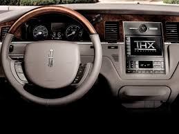 lincoln interior car picker lincoln town car interior images