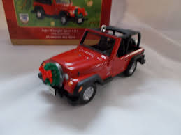 jeep christmas ornament hallmark ornaments antique price guide