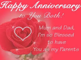 Love My Mom Meme - happy anniversary 55 anniversary to my mom and dad today i love you