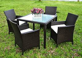 Best  Black Rattan Garden Furniture Ideas On Pinterest Black - Black outdoor furniture