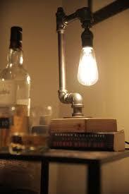 Edison Bulb Table Lamp 94 Best Pipe Light Images On Pinterest Pipe Lamp Pipe Lighting