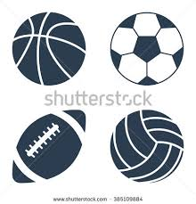sports balls stock images royalty free images vectors