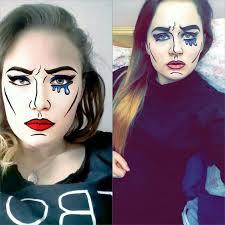 Pop Art Halloween Costume Ideas 17 Snapchat Halloween Costume Ideas Teen Girls Snapchat