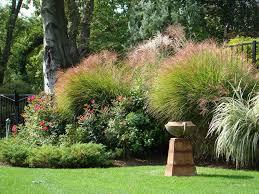 grass berm landscape traditional with grass modern garden statues