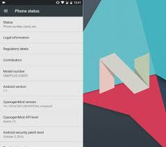 install android 7 1 nougat stable cm 14 1 rom on oneplus 3