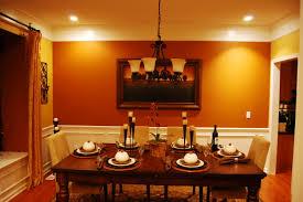 Dining Room Color Orange Accent Walls Orange Living Rooms And - Burnt orange dining room
