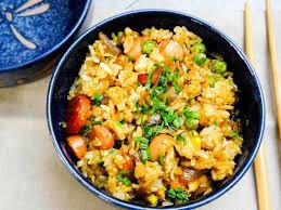 riz cuisiné les meilleures recettes de riz frit