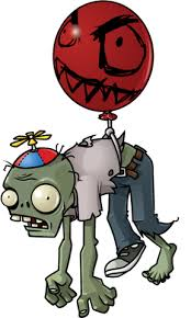 1769838 zombie flying png plants zombies plants zombie party
