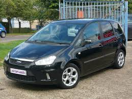 ford focus c max boot space ford focus c max 1 6 zetec cmax mpv for sale from az car sales ltd