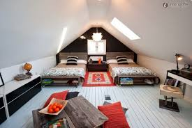 epic teen attic bedroom 41 for your home decoration design with