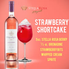 red wine recipes stella rosa wines sweet red wines