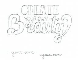 beauty skillshare projects