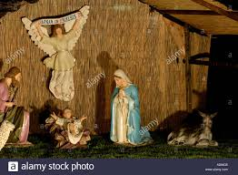 nativity scene statues stock photo royalty free image 5964548
