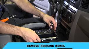 electronic shifter module installation video youtube