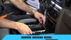 jeep liberty transmission module electronic shifter module installation