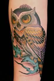 25 de idei extraordinare despre traditional owl tattoos pe