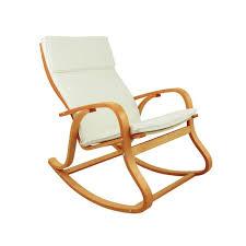 chaise bascule pas cher fauteuil bascule pas cher intérieur déco