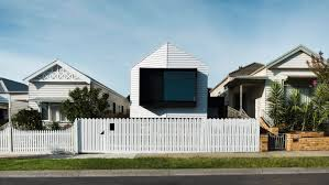 the brand new home in ascot vale with an old fashioned footprint