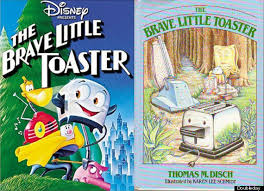 Brave Little Toaster Movie 14 Movies You Definitely Didn U0027t Know Were Based On Books Huffpost