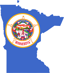 State Of Mn Map by File Flag Map Of Minnesota Svg Wikimedia Commons