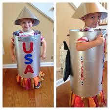 halloween homemade rocket ship costume holidays pinterest
