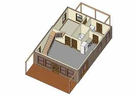 cottage floor plans with loft cabin floor plans blueprints free house plan reviews