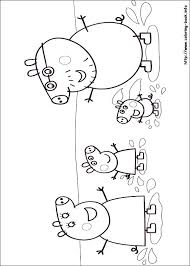 Usa Coloring Pages Peppa Pig Coloring Pages A4 Kids Colouring Printable Cartoon by Usa Coloring Pages