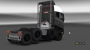 truck volvo 2013 volvo fh 2013 monster truck 1 22 modhub us