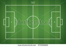 free soccer field vector download free vector art stock