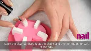 japanese nail art step by step how to tutorial video hand