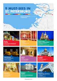 st map 8 fantastic st petersburg attractions and one with map