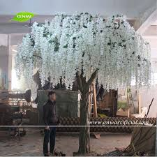 wedding trees bls080 1 gnw 13ft white big wisteria trees as wholesale