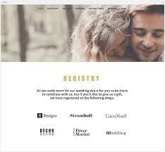 wedding registry online wedding registry 2017 wedding ideas gallery luxweddings