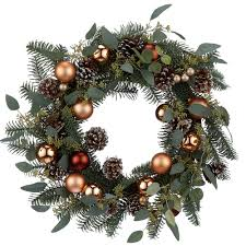 best christmas wreaths to dress your home ideal home