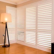 custom white outdoor wood window blinds folding plantation window
