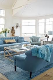 Decorating With A Blue Sofa by 25 Best Blue Rooms Decorating Ideas For Blue Walls And Home Decor