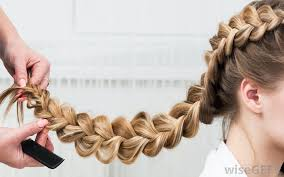types of hair braids what are different types of elastic hair bands with picture