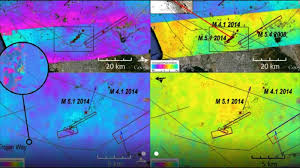 Earthquake Los Angeles Map by Nasa Earthquake Study Finds Big Trouble For L A Cnn Video