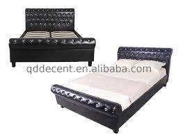 Double Faux Leather Bed Frame by Oval Beds Oval Beds Suppliers And Manufacturers At Alibaba Com