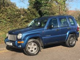 2004 jeep cherokee limited crd 2 5 diesel engine service history